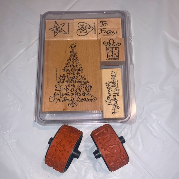 STAMPIN' Up! Holiday Wishes